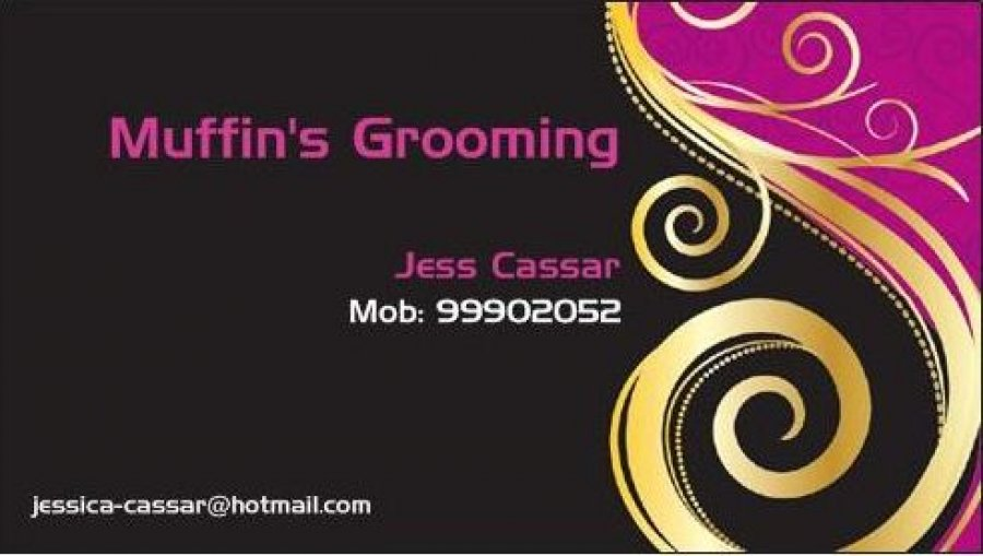 Pet Grooming ( House Calls Accepted) offer Grooming